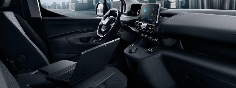 Peugeot Partner Confort Ahora 120 financiado en 10 años