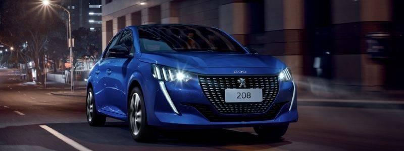 Peugeot 208 Ahora 120 financiado en 10 años