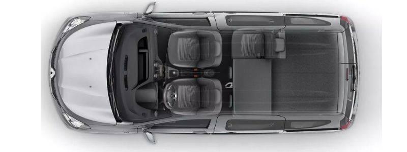 Renault KANGOO Ahora 120 financiado en 10 años
