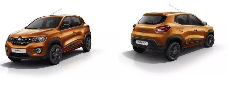 Renault Kwid Zen Ahora 120 financiado en 10 años