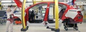 Se espera que la industria automotriz nacional crezca un 37% en 2021
