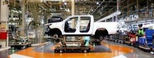 Toyota invertirá US$ 450 millones en la industria automotriz Argentina