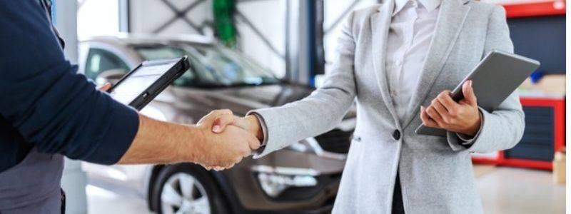 Comprar un auto en muchas cuotas